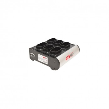 HCH-9006 battery charger for Symbol MC9000,MC9100-6 bay