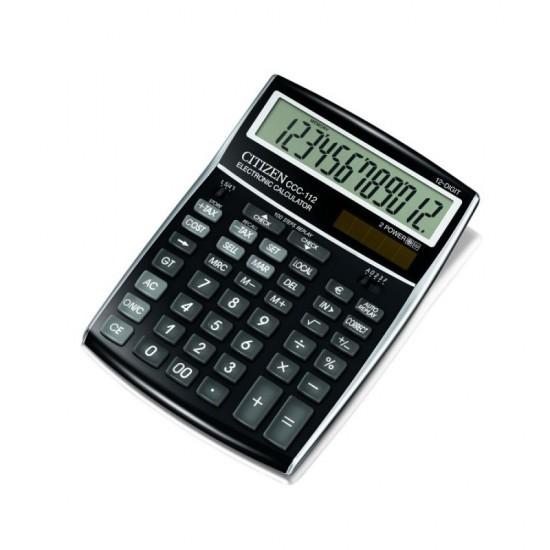 CCC-112 COLOR Calculator Citizen