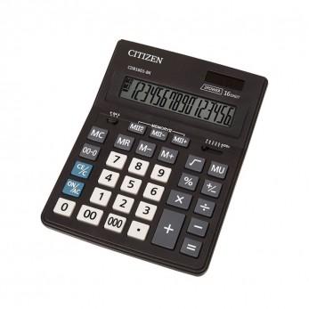 CDB1601-BK Calculator Citizen