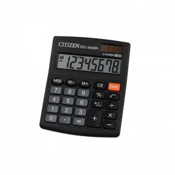 SDC-805BN Calculator Citizen