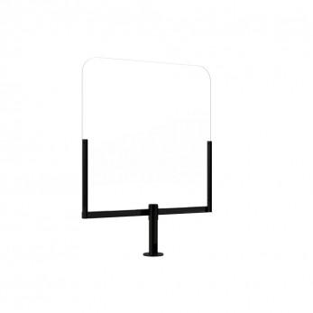 Plexi-Glass Basic Cashier protection shield