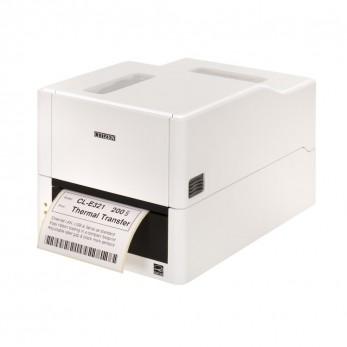 CL-E321 Barcode Εκτυπωτής White