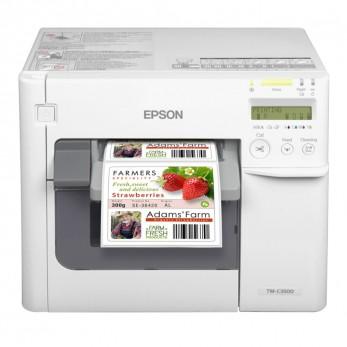 TM-C3500 Barcode Printer