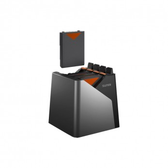 ND0E0 4-slot battery charger for L2S