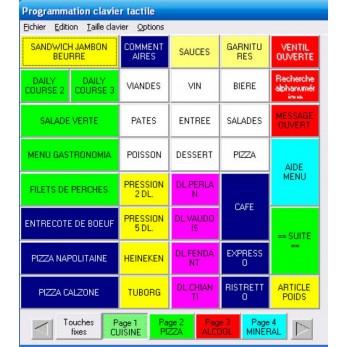 EPOS εφαρμογή διαχείρισης εστιατορίου-Pi