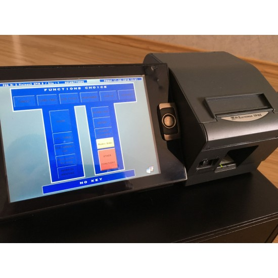 Wireless Ordering Solution-SPIN POS 8''