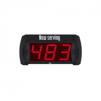 MD3 Customer Monitor with 2 digits for priority control system