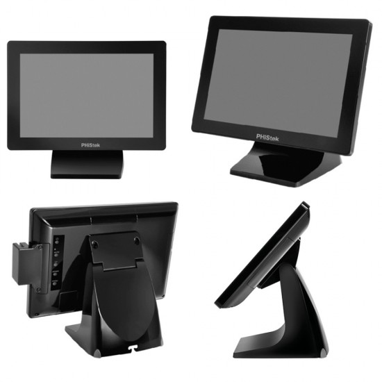 "ICS PHISTEK 10.1"" LCD Οθόνη Πελάτη"