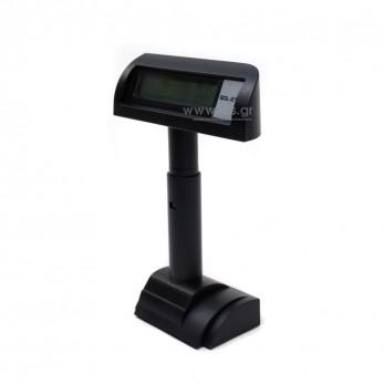 ICS JK201 VFD Customer Display