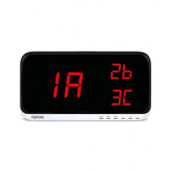 SR-A2003 2 digits display