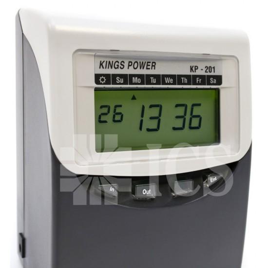 KP-201 Quartz Calculating Time System