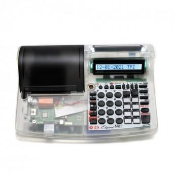 ICS ELEGANT NET Cash Register transparent