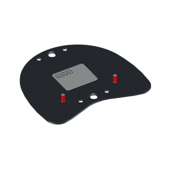 Connect plate for scanners
