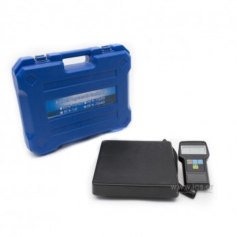 RCS 7040 Electronic refrigerant scale