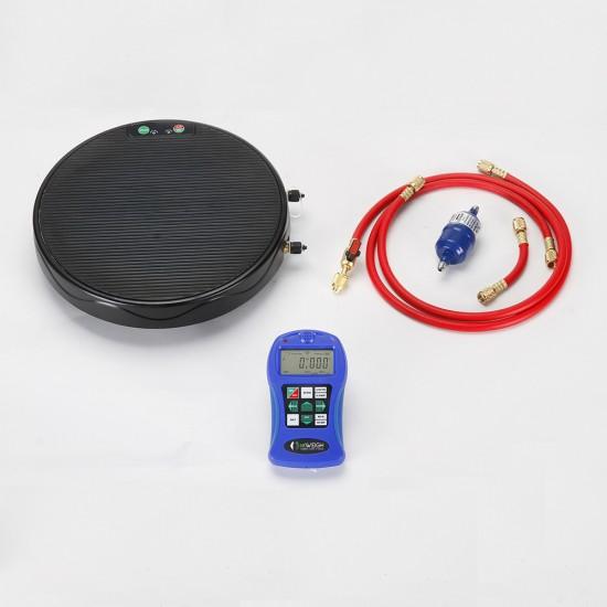 RF-100 Digital Refrigerant Scale for Gas