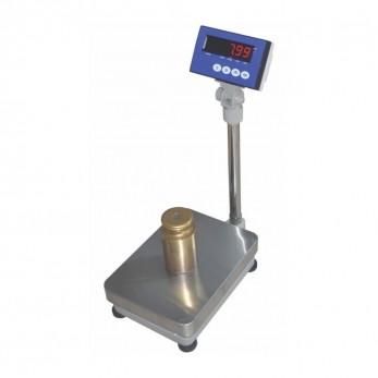 BSP Waterproof Digital platform scale with plastic base