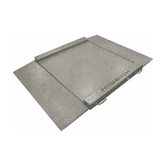 FDL Inox and FDL Painted Floor Scale with indicator selection