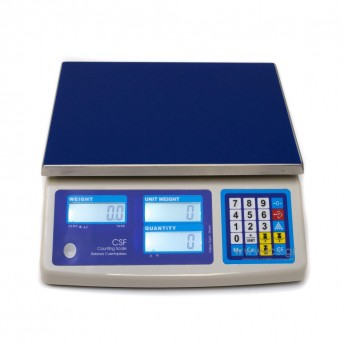 CSF Counting Scale