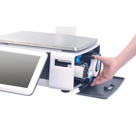 PA-10e Label Scale with printer