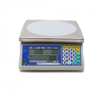 BEP Scale with Price Calculation