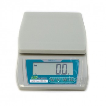LW 5000 Digital top dish scale
